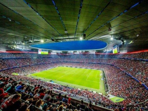 Bayern München testet im August gegen Manchester United