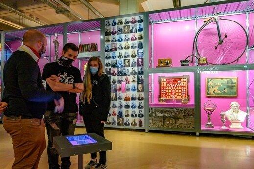 Landesausstellung: 300 Besucher am Auftakttag der Zentralschau