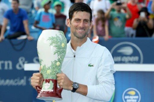Djokovic gewinnt in Cincinnati und klettert im Ranking