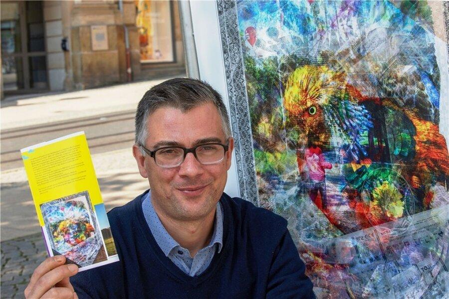 """Jens Drbal ist mit seinem """"Der Goldfasan"""" einer der zehn Preisträger des erstmals ausgetragenen Wettbewerbs."""