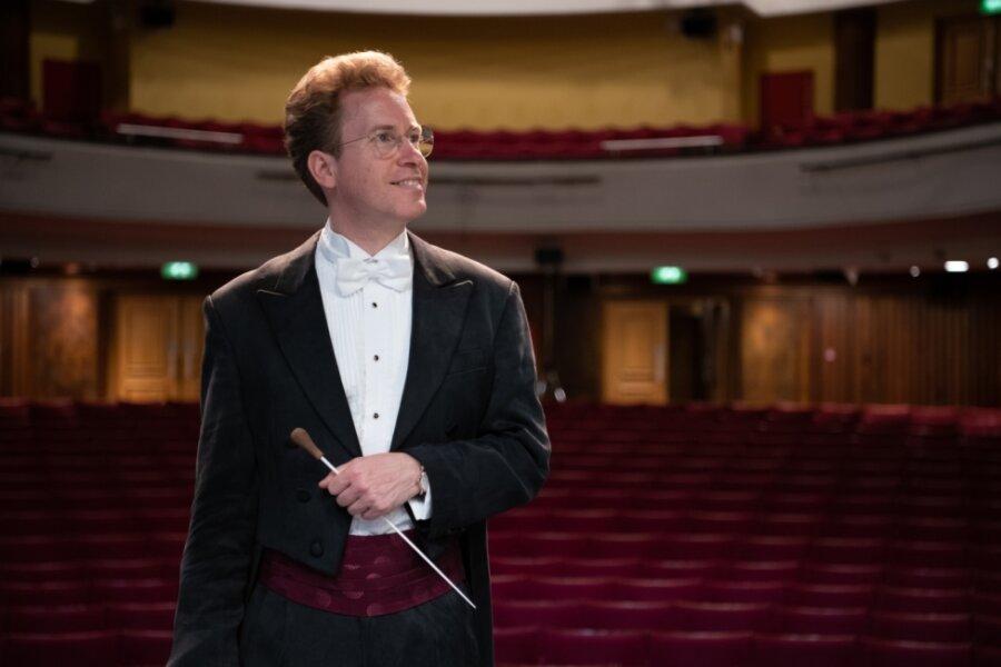 Erzgebirgische Philharmonie bittet zweimal zum Konzert
