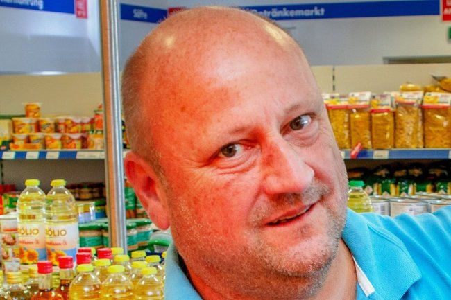 Thilo Walther - kandidiert alsOrtsvorsteher