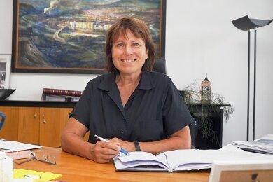Die Zwickauer Oberbürgermeisterin Pia Findeiß.