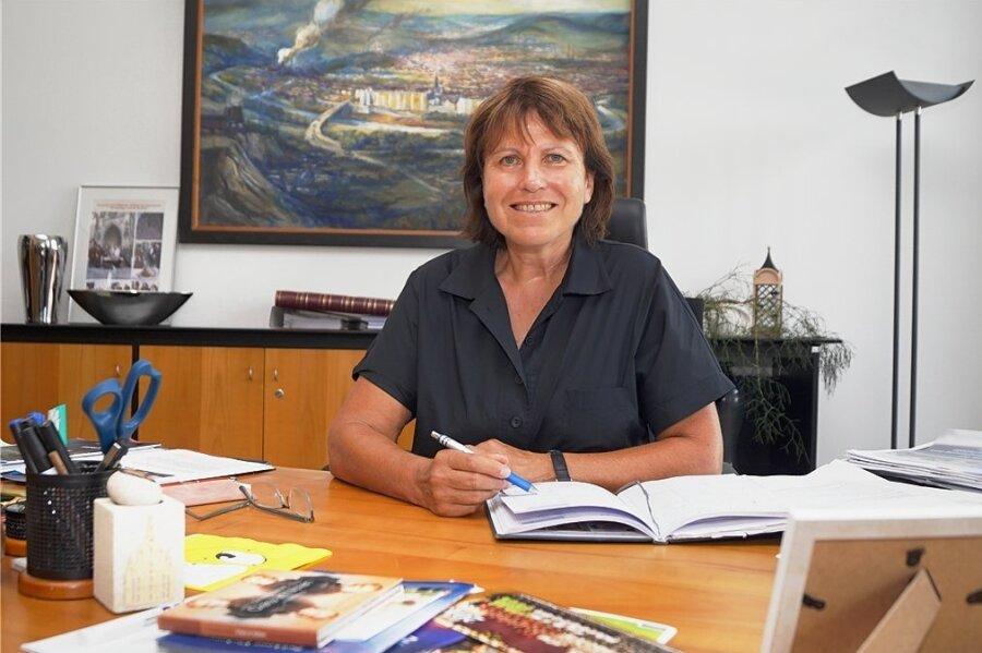 Die Zwickauer Oberbürgermeisterin Pia Findeiß ist die erste Lokalpolitikerin, die je vom Auschwitz-Komitee ausgezeichnet wurde.