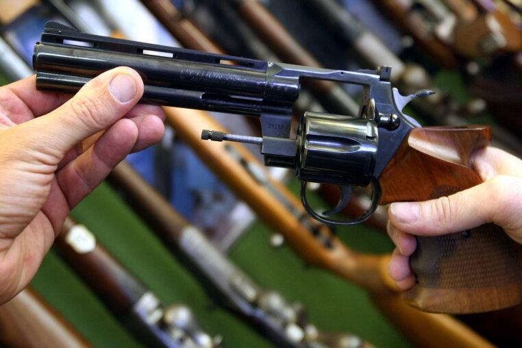 Sorge um Sicherheit bringt Waffengeschäften viele Kunden