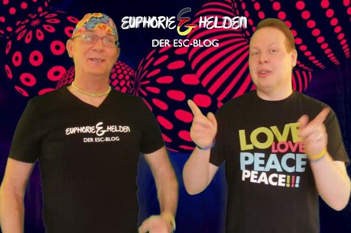 "ESC-Blog ""Euphorie und Helden"" 2017 - Tops und Favoriten"