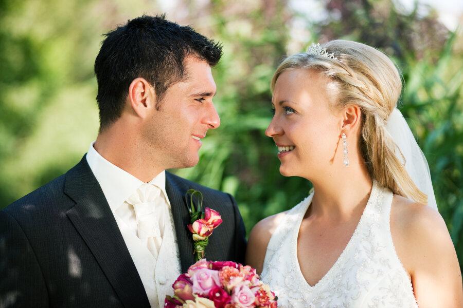Checkliste zur Hochzeit
