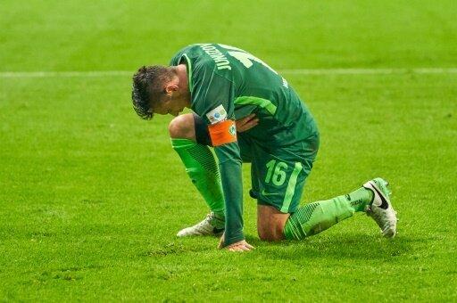 Junuzovic und Werder trennen sich torlos von Hertha BSC