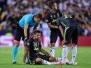 Sami Khedira fehlt Juventus auf unbestimmte Zeit