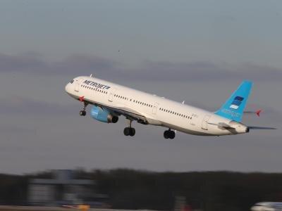 Die Maschine vom Typ A-321 war unterwegs vom Scharm el Scheich nach St. Petersburg.