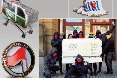 """Exponate der Ausstellung """"Antifa - Mythos und Wahrheit"""" in den Kunstsammlungen dürfen nun doch versteigert werden."""