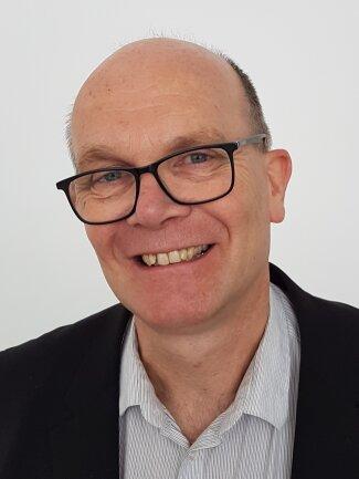 Matthias Jung, Vorsitzender des Fachverbands für Deutsch als Fremd- und Zweitsprache
