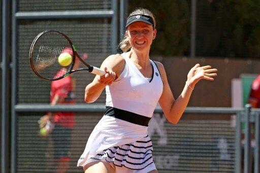 Barthel hat beim WTA-Turnier das Achtelfinale erreicht