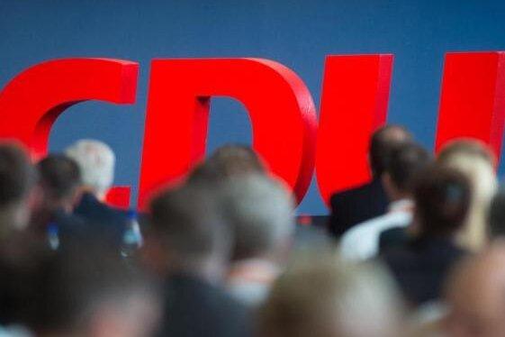 CDU Mittelsachsen wählt als erster Kreisverband auf Knopfdruck