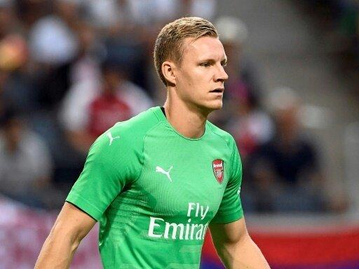 Bernd Leno feiert sein Pflichtspieldebüt für Arsenal