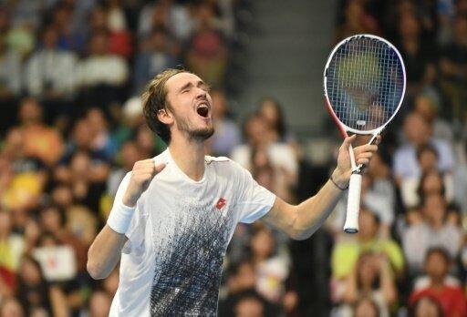 Daniil Medwedew gewinnt das ATP-Turnier in Tokio