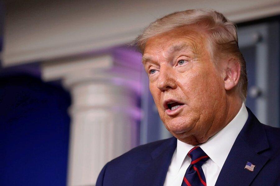 Donald Trump - US-Präsident