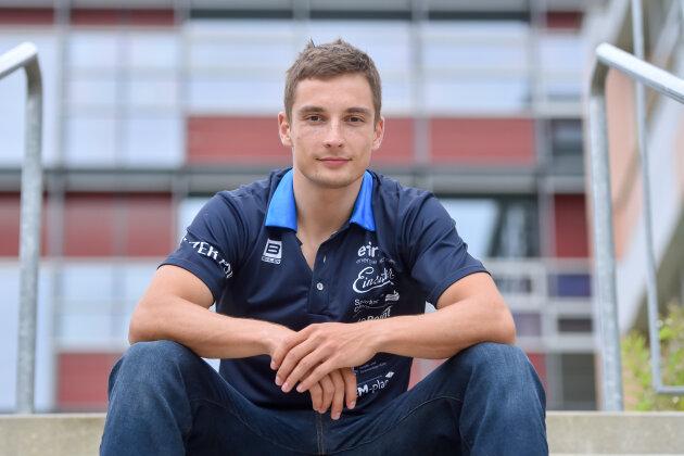 Der Chemnitzer Max Niederlag wird nicht an der Bahnrad-EM in Berlin teilnehmen.