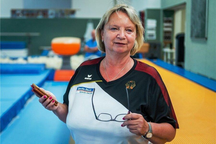 Gabi Frehse ist seit 45 Jahren als Trainerin tätig.