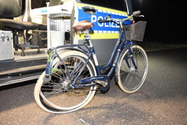 Die 40-jährige Radfahrerin wurde schwer verletzt.