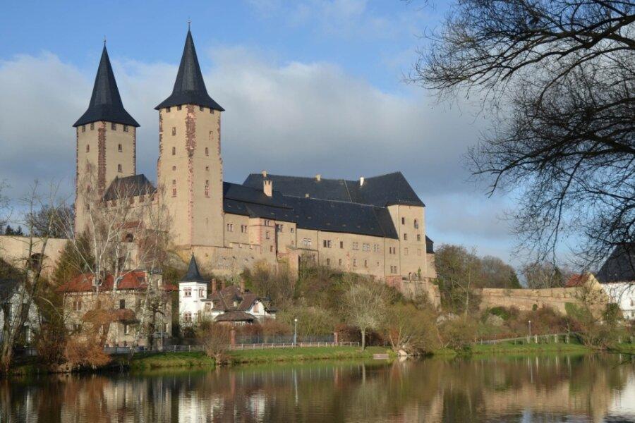 Mittelalterliche Burgenromantik auf Schloss Rochlitz
