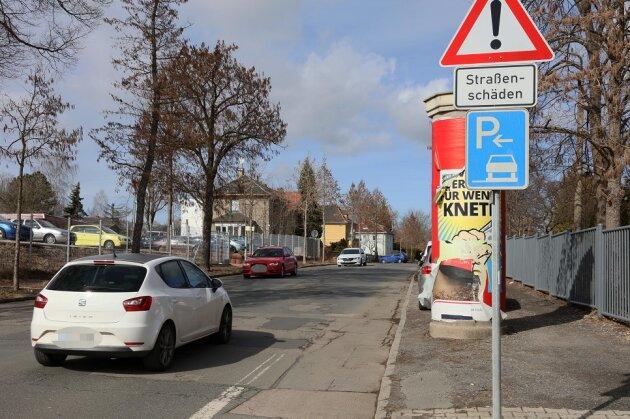 Horchstraße ab Freitag wieder befahrbar