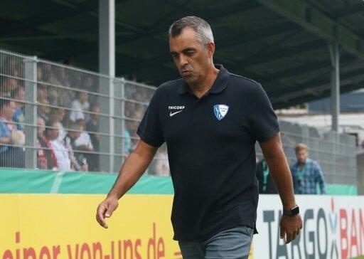 Nächster Gegner für Dutt und Bochum ist Sandhausen