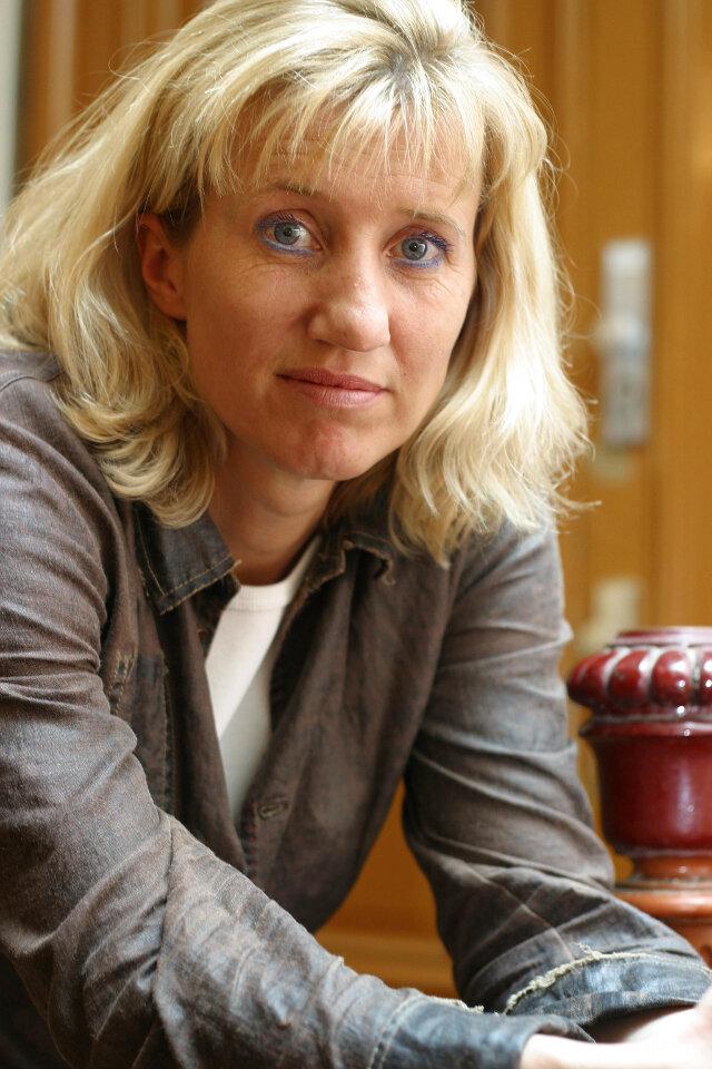 Ines Geipel.