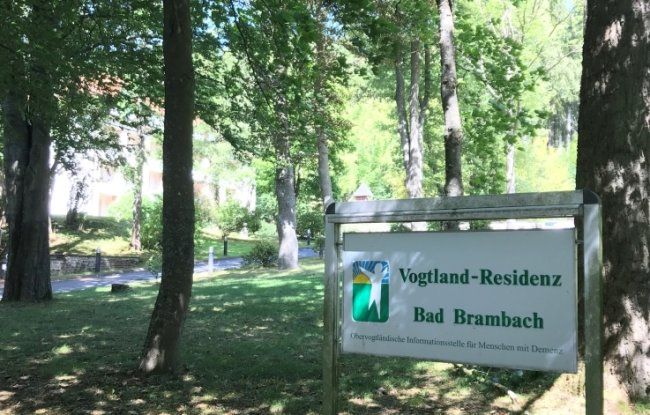 Die Vogtland-Residenz Bad Brambach schließt zum 31. Mai.