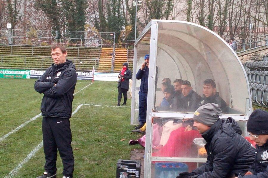 VfB Auerbach verliert trotz Überzahl