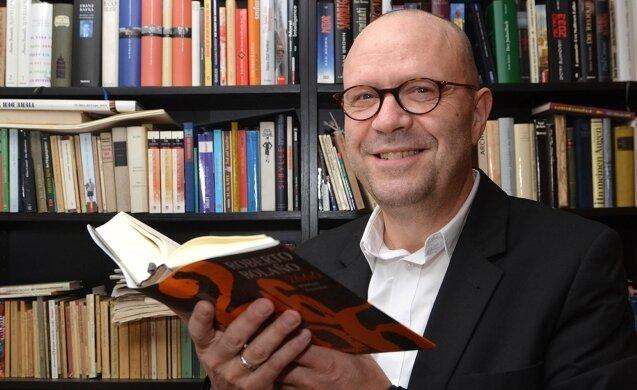 Stefan Tschök ist unter die Literaten gegangen.