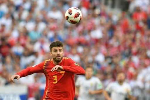 Gerard Pique tritt aus der Nationalmannschaft zurück