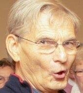 Wolfgang Eger - Leiter des ehemaligen Freiberger Knabenchors