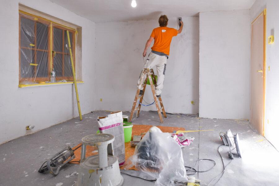 Tarifverhandlungen für Maler und Lackierer stocken
