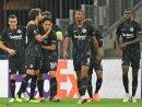 Frankfurt gewinnt in Unterzahl spät in Marseille