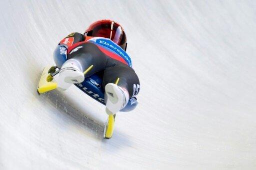 Julia Taubitz feiert ihren ersten zwei Siege im Weltcup