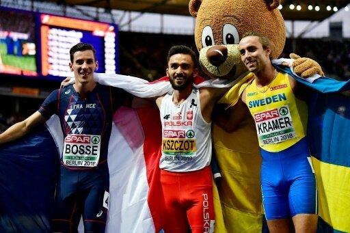 Adam Kszczot gewinnt Gold vor Kramer und Bosse