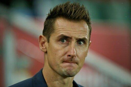 Klose war als Spieler vier Jahre bei Bayern München