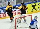 Deutschland gewinnt gegen Finnland