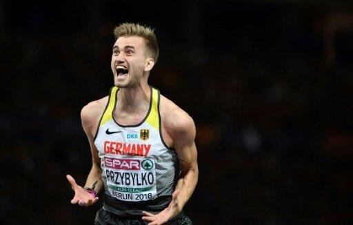 Przybylko überspringt 2,35 m und ist Europameister