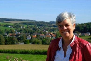 Marion Dick - Seit 31 Jahren Leiterin des Bauamts Neumark und Bürgermeisterin von Heinsdorfergrund