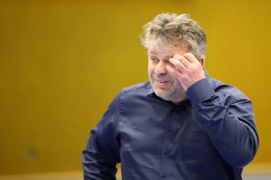 EHV-Manager Rüdiger Jurke.