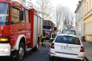 Die Feuerwehren Mittweida, Lauenhain und Tanneberg waren im Einsatz.