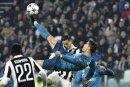 Ronaldos Fallrückzieher ist das Tor der Saison