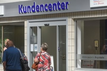 Das Kundenzentrum im Hauptbahnhof hat neue Betreiber.