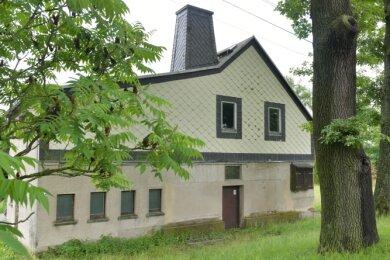 Die Sportstätte Obersaida soll in ein Dorfgemeinschaftshaus verwandelt werden. Dort könnte auch der Jugendclub mit einziehen.