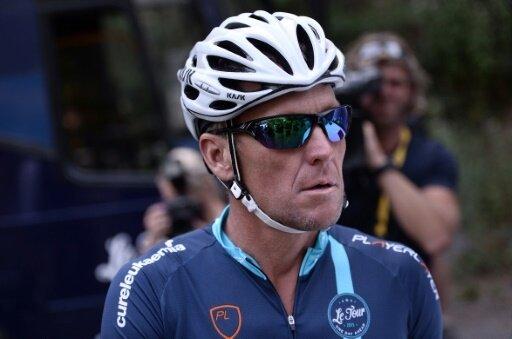 Armstrong gestand 2013 den Dopingmissbrauch