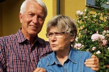 Erika und Jochen Helfricht aus Frankenberg danken.