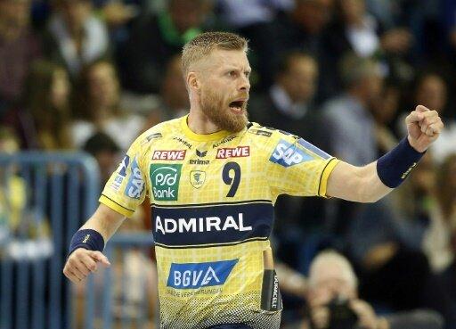 Gudjon Valur Sigurdsson traf am häufigsten für die Löwen