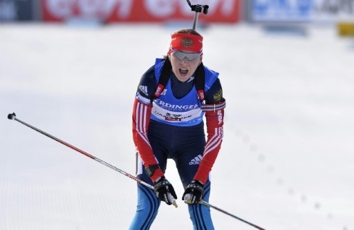 Nach Dopingvergehen gesperrt: Jekaterina Glasyrina